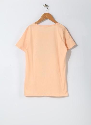 Pink&Orange Tişört Somon